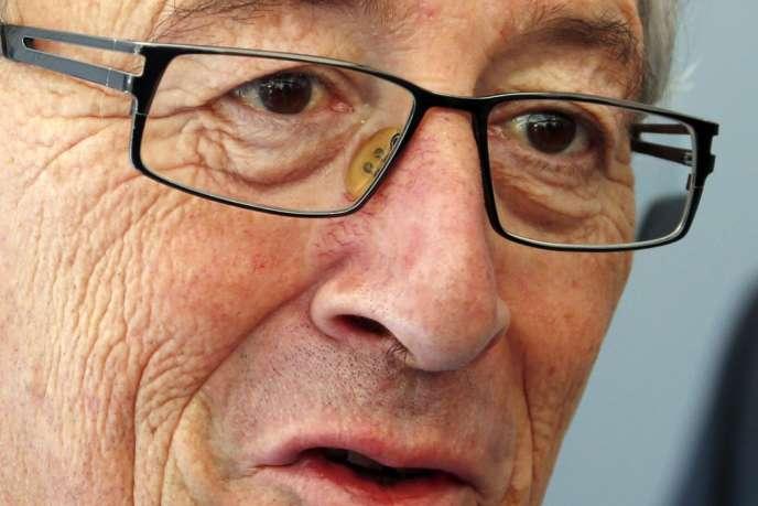 Jean-Claude Juncker, le 24 octobre à Bruxelles.