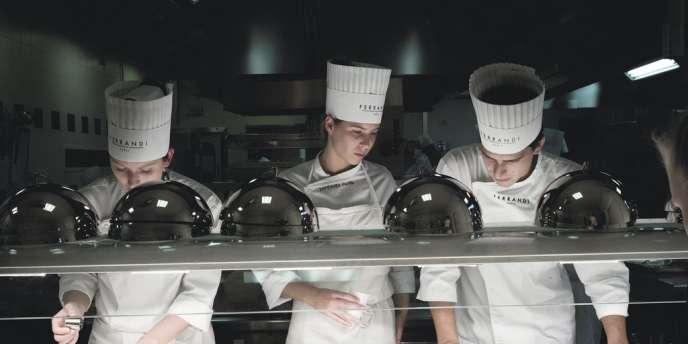 A L Ecole Ferrandi Le Harvard De La Gastronomie