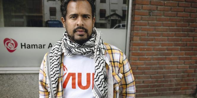Arrivé en Norvège en 2002, Khaled Ahmed Taleb, originaire de Djibouti, a déclaré venir  de Somalie pour bénéficier plus facilement d'un permis de séjour.