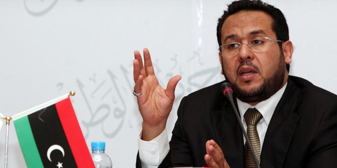 Abdelhakim Belhadj, en juin 2012 à Tripoli.