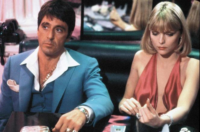 Al Pacino et Michelle Pfeiffer dans