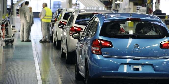 Les groupes français PSA et Renault tirent leur épingle du jeu, selon les chiffres des immatriculations pour le mois de mai.