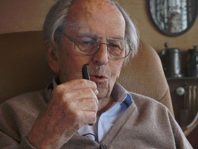 Raymond Aubrac dans le film documentaire français de Gilles Perret,