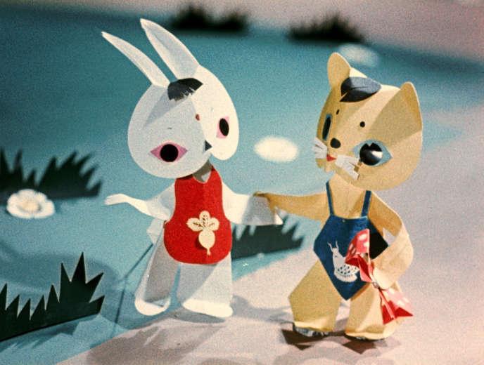 Une image du film d'animation chinois de Yu Zheguang,