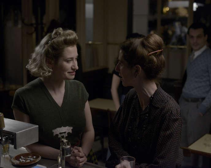 Emmanuelle Devos et Sandrine Kiberlain dans le film français de Martin Provost,