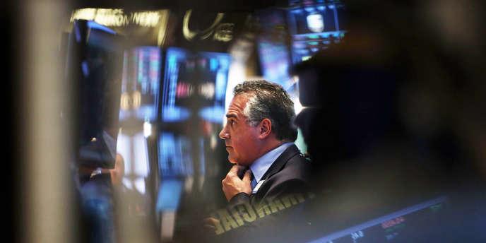 Les performances de la Bourse de New York sont spectaculaires.