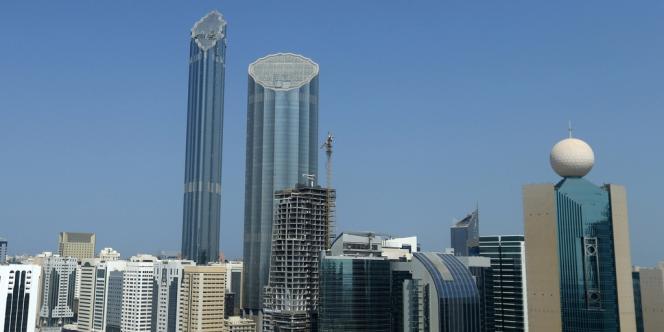 Abou Dhabi, en octobre 2007.