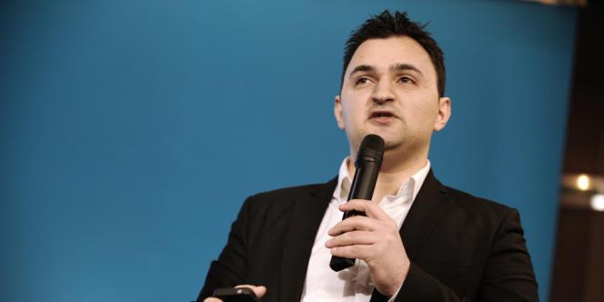 Jean-François Martins était le directeur de la communication de François Bayrou pendant la campagne présidentielle de 2012.