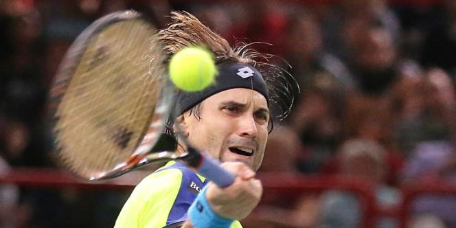 Pour la deuxième année consécutive, David Ferrer jouera la finale du Masters de Bercy.