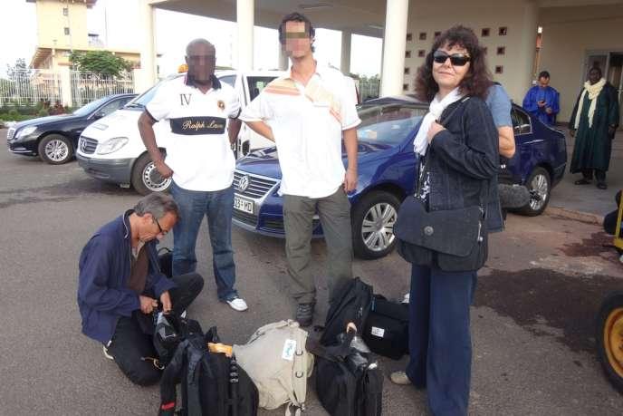 Les journalistes Ghislaine Dupont et Claude Verlon ont été tués samedi 2 novembre après avoir été enlevés à Kidal, au nord du Mali.