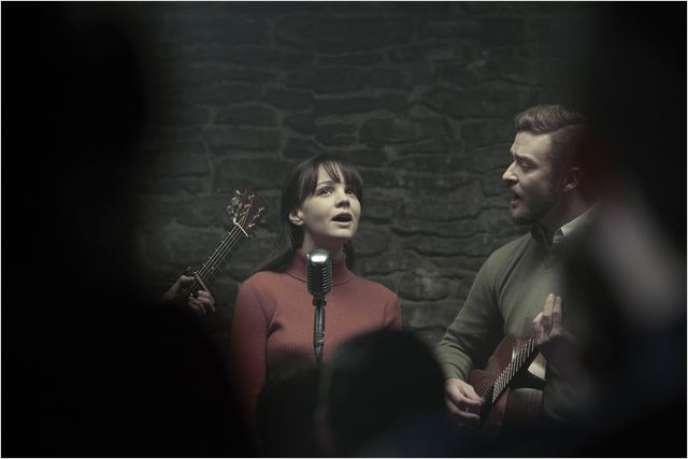 Carey Mulligan et Justin Timberlake chantent