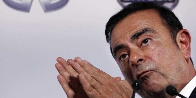 Carlos Ghosn est à la tête de l'alliance Renault-Nissan depuis 2005.
