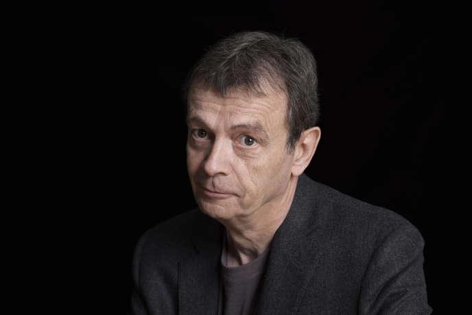 Pierre Lemaitre, lauréat du prix Goncourt 2013, décerné le 4 novembre.