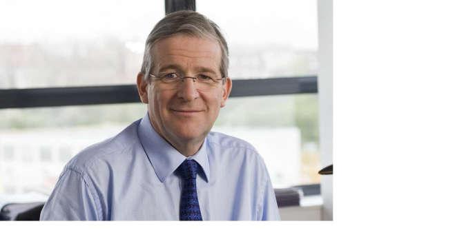 Jacques Landriot, PDG de Chèque Déjeuner.