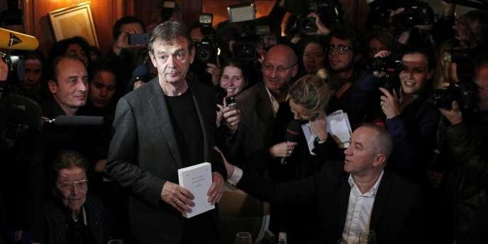 Albin Michel a choisi CPI pour imprimer le livre de Pierre Lemaitre,