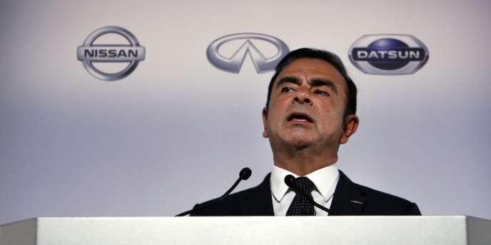Vendredi 1er novembre, Carlos Ghosn, le PDG des deux entreprises, a d'ailleurs révisé à la baisse, lors des résultats semestriels de Nissan, de 15 % les prévisions de bénéfice annuel du japonais, à 2,73 milliards d'euros.