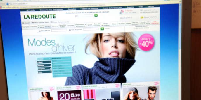 La Redoute a vu son chiffre d'affaires, estimé à 1,1 milliard d'euros, s'éroder d'environ 10 % en 2012
