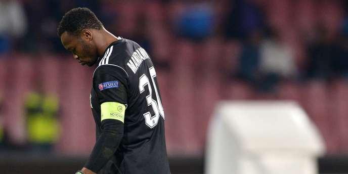 Vaincus par Naples (2-3), les Marseillais n'ont désormais plus aucune chance de disputer les huitièmes de finale de la Ligue des champions.