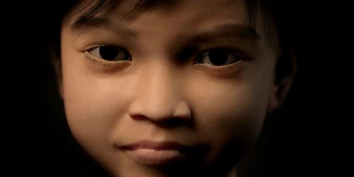 La fillette virtuelle Sweetie, créée par l'ONG Terre des hommes pour piéger les Internautes qui fréquentent les sites de pédopornographie.