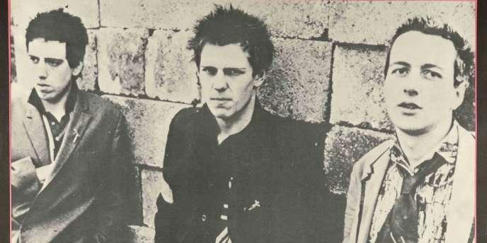 The Clash. Affiche du second Punk Rock Festival, en 1977.