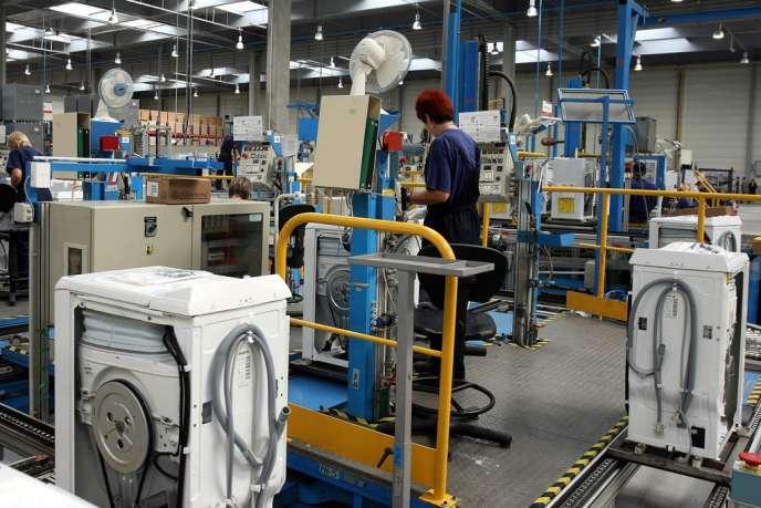Une usine Fagor en Pologne.