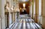 Le hall de la Cour de cassation à Paris, en 2007, où se rendrontles 395grands électeurs pour choisir leurs représentants.
