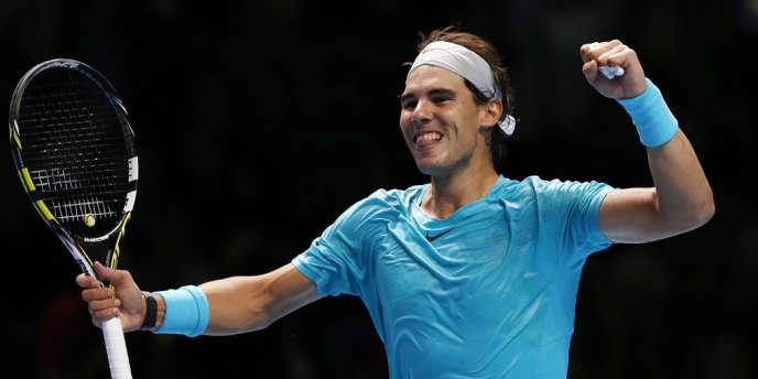 Rafael Nadal restera numéro un mondial jusqu'à la fin de l'année.