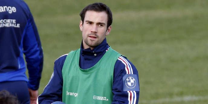 Morgan Parra est reconduit à la charnière du XV de France pour affronter les All Blacks, samedi 9 novembre au Satde de France.