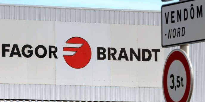 En France, le groupe Fagor Brandt comprend quatre sites industriels, à Vendôme (Loir-et-Cher), La Roche-sur-Yon (Vendée), Aizenay (Vendée) et Orléans (Loiret).