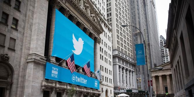 Des 2,3 millions de tweetos actifs, 14 % sont des « suiveurs ».