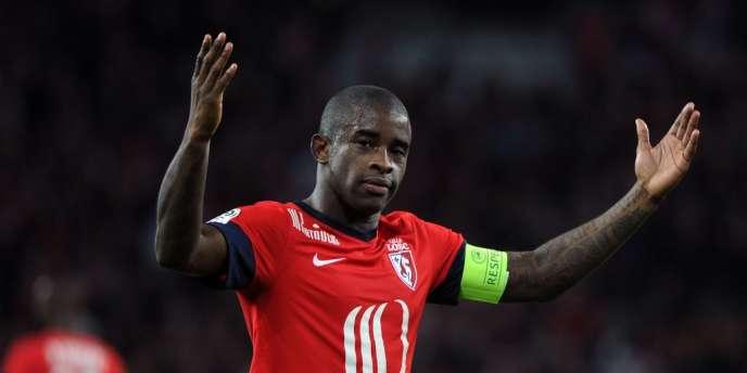 Rio Mavuba, rappelé en équipe de France par Didier Deschamps après plus d'un an d'absence.