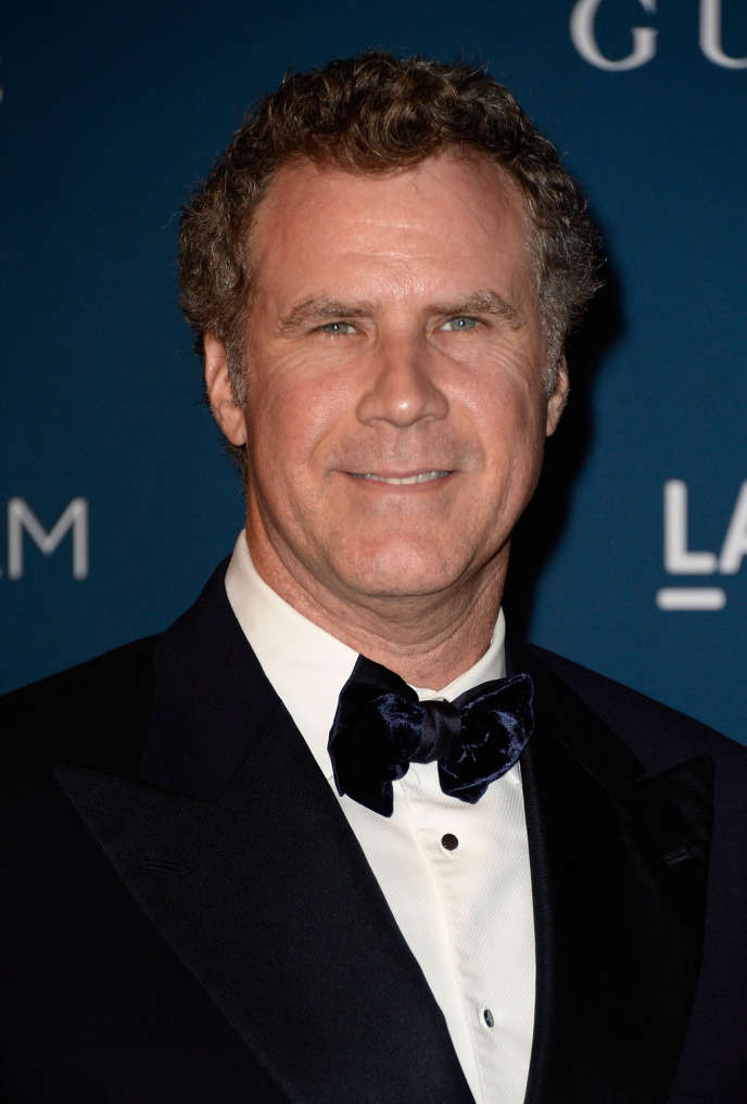 L'acteur Will Ferrell, à Los Angeles, le 2 novembre 2013.