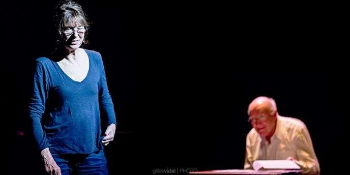 Toulouse, Théâtre Sorano, 8 novembre 2013. Dans