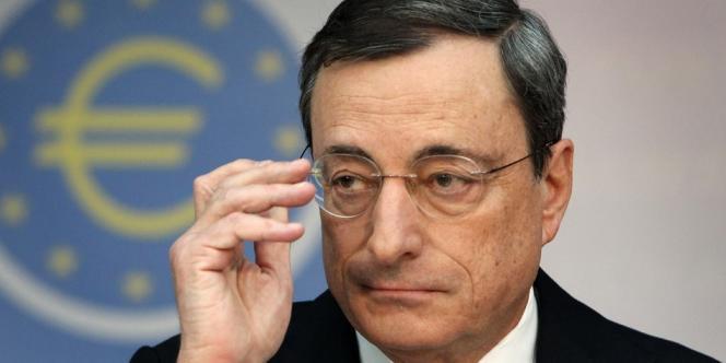 Le président de la Banque centrale européenne, Mario Draghi, a annoncé le 5 juin une série de mesures d'incitation au crédit.