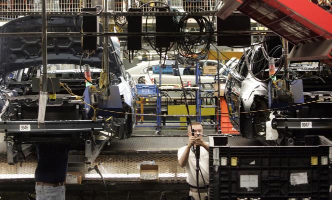 Dans la plupart des pays industrialisés, la croissance est en baisse depuis quarante ans. Revenir aux