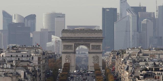 L'agence Standard and Poor's a dégradé vendredi 8 novembre la note de la France.