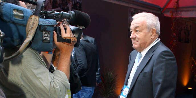 Bernard Brochand, en 2008.