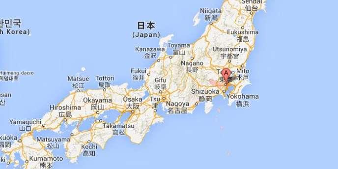 Des tremblements ont été ressentis à Tokyo, la capitale du Japon, dimanche 10 novembre au matin.