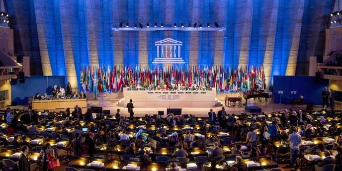La perte du droit de vote américain porte un coup sévère à l'Unesco, dont près d'un quart du budget venait des Etats-Unis.