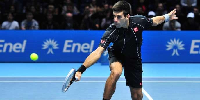 Novak Djokovic, le 9 novembre.