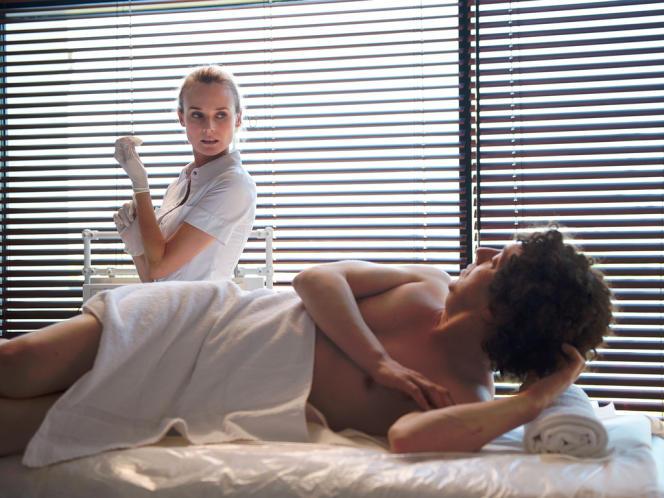 Diane Kruger et Guillaume Gallienne dans le film français de Guillaume Gallienne,