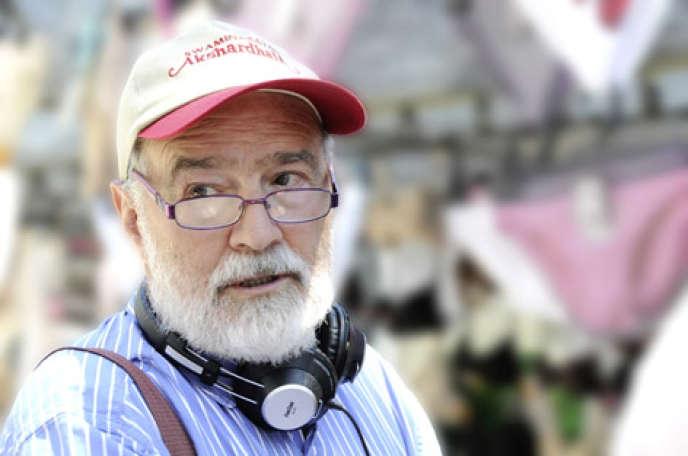 Le cinéaste espagnol Gonzalo Garcia Pelayo.