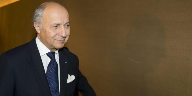 Accusé par certains observateurs d'avoir entravé un accord qui se dessinait, le ministre des affaires étrangères a estimé que la France n'a été