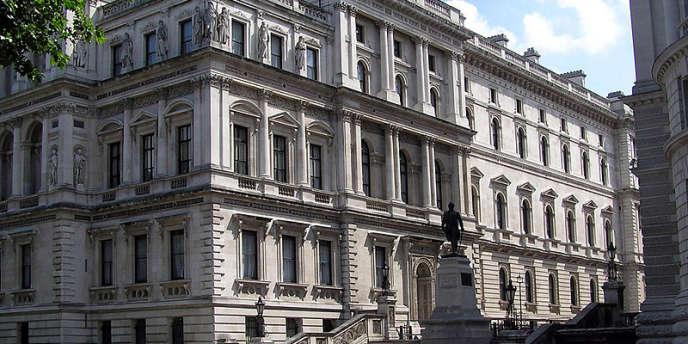 Londres a nommé un chargé d'affaires