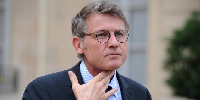 Vincent Peillon, le 6 novembre à Paris.