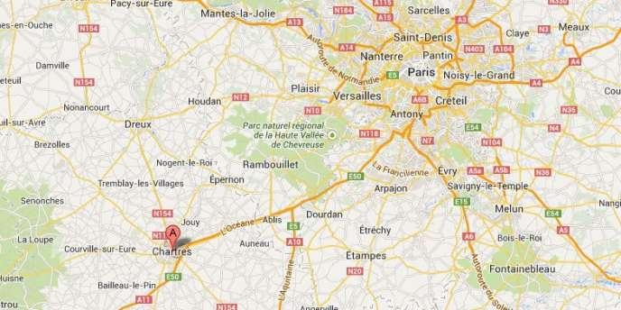 L'Eure-et-Loire est l'un des départements comportant le plus de routes soumises à l'écotaxe.