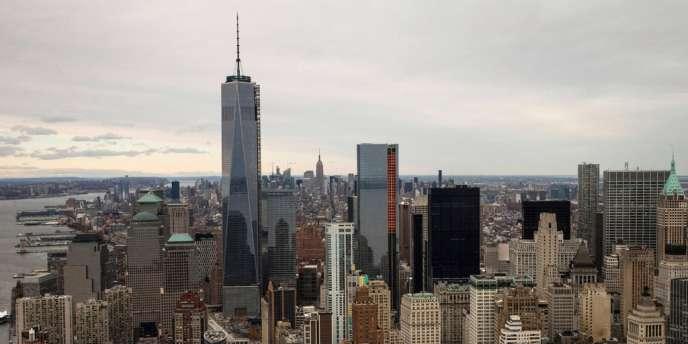 Le One World Trade Center a été désigné comme le plus grand building des Etats-Unis, mardi 12 novembre.