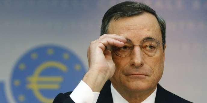 L'opération de réassurance engagée par M. Draghi arrive au bon moment pour les banques.