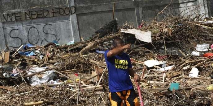 L'ONU a appelé à accélérer l'aide aux victimes du typhon Haiyan aux Philippines.