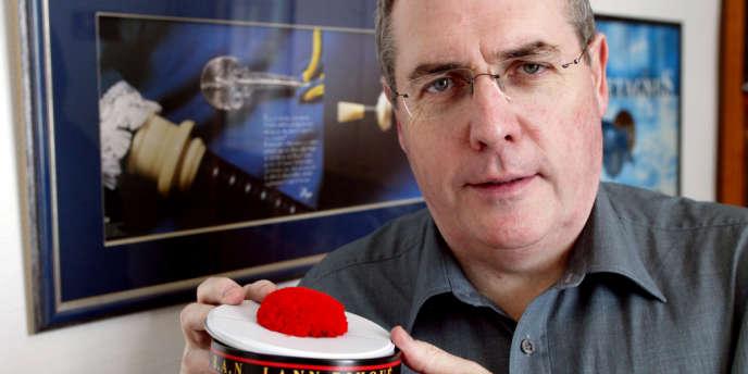 Jakez Bernard, patron du label Produit en Bretagne, est à l'origine, avec Alain Glon, de la mobilisation des patrons bretons contre l'